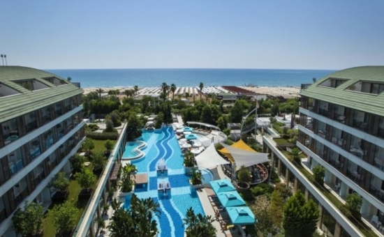 SENSİMAR SİDE RESORT