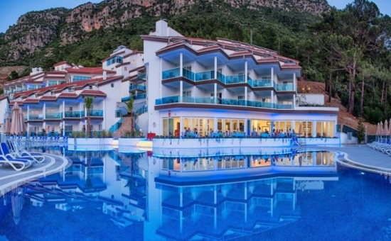 GARCİA RESORT OTEL